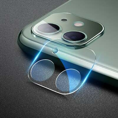 9H Camera Lens For IPhone 12, 11 Pro MAX Case Protector Tempered Glass Cover  • 3.95£