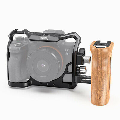 $ CDN126.58 • Buy SmallRig Cage / HDMI Cable Clamp / Handle Kit For Sony Alpha 7S III A7S III A7S3