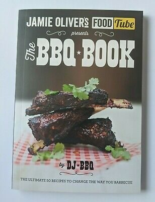 AU9 • Buy Jamie Oliver's Food Tube: The BBQ Book By Christian Stevenson [Paperback]