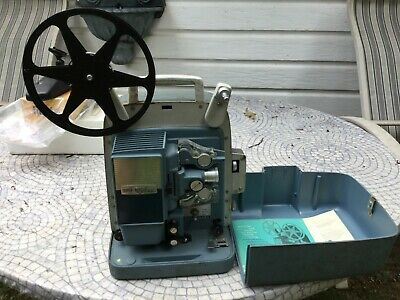$ CDN33.25 • Buy Vintage Bell & Howell Film Movie Projector Super Auto Load 8mm #363