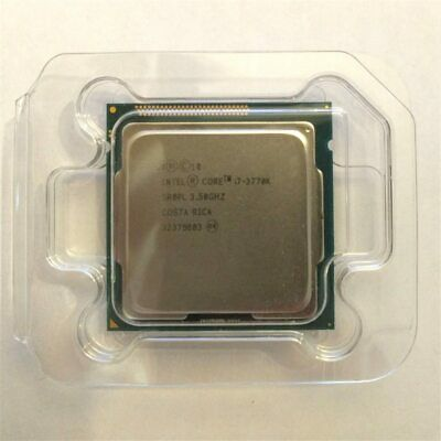 Intel I7-3770K 3.5GHz Quad Core LGA1155 Ivy Bridge CPU SR0PL • 129.99£
