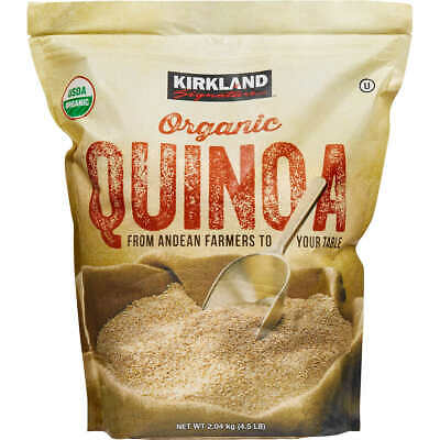 AU39.99 • Buy Organic Quinoa Quality 2Kg Pantry Grain Meal Super Food Nutty Taste Easy To Cook