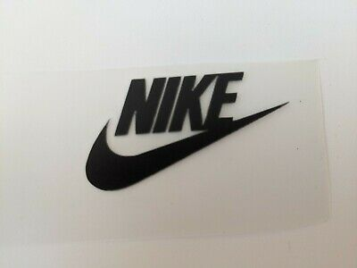 Nike Text Iron On Logo Unofficial Various Sizes And Colours • 1.29£