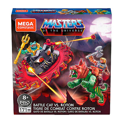$32.99 • Buy Mega Construx Masters Of The Universe Battle Cat Vs Roton Set NEW