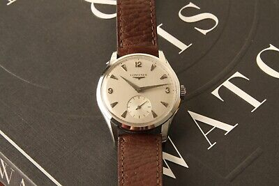 $ CDN924.77 • Buy Vintage Longines 12.68 Manual Wind Watch 34mm