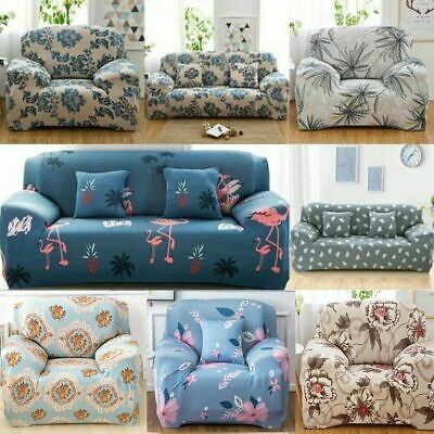 AU26.99 • Buy Sofa Cover 1 2 3 4 Seater Lounge Slipcover Stretch Couch Protector Chair