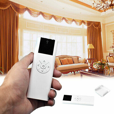 Remote Control For Roller Blind Motor Parts Accessories DIY Device Home • 7.50£