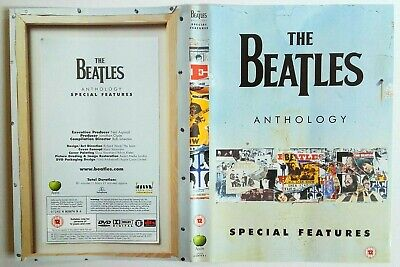 The Beatles Anthology Special Features DVD • 11.99£