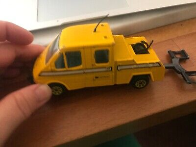 £9.99 • Buy Vintage Corgi Diecast Ford Transit Aa Service Tow Truck