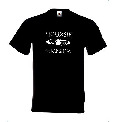 SIOUXSIE AND THE BANSHEES  - T Shirt -  • 7.99£