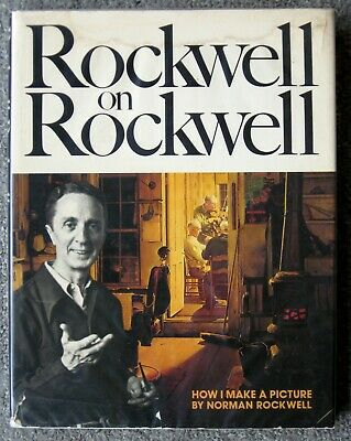 $ CDN175 • Buy ROCKWELL ON ROCKWELL: HOW I MAKE A PICTURE HC With DJ