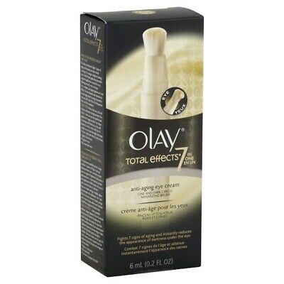 AU41.34 • Buy Olay Total Effects 7 In 1 Anti-Aging Eye Cream Brush See Details