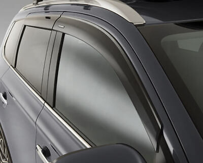 AU139.99 • Buy Genuine Mitsubishi Outlander ZJ-ZL Weathershields Set Of 4 2013-Current