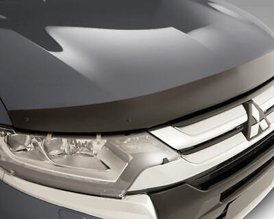 AU139.13 • Buy Genuine Mitsubishi Outlander ZJ ZK ZL Tinted Bonnet Protector 2013-Current
