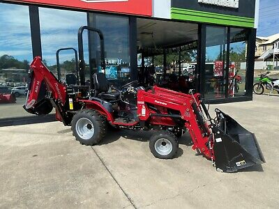 AU28450 • Buy Tractor Mahindra EMax 25 HST 24HP