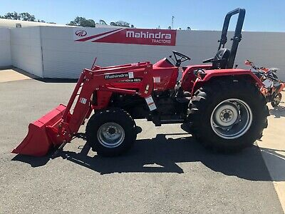 AU23490 • Buy MAHINDRA 4025 4X4  Basic Tractor Only Price