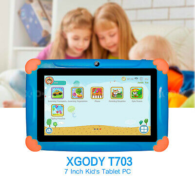 AU67.89 • Buy XGODY Best Android 8.1 WiFi Tablet PC 7  Inch For Kids 1+16GB Quad-Core Dual Cam