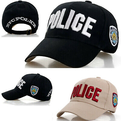 £7.99 • Buy POLICE / Securite / NY / Camouflage Trucker Baseball Cap SAME DAY Free Post