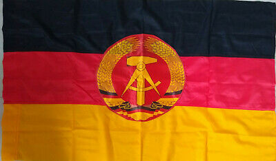 £25.95 • Buy EAST GERMAN/DDR Official Building Ceremonial Flag With Official Issue Label