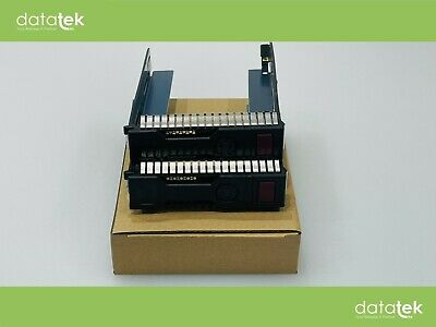 Job Lot 2 X OEM G8 3.5  Tray Caddies (New) Including Screws - HP Compatible • 24.99£