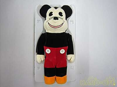 $450 • Buy Medicom Toy BE@RBRICK Bearbrick Mickey Mouse World Wide Tour 2 400% Japan