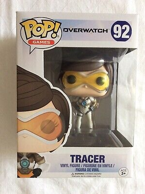 AU15 • Buy Tracer #92 - Overwatch - Funko Pop! Vinyl