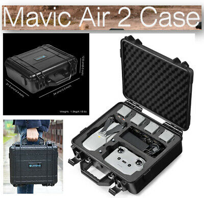 AU122.04 • Buy Case For DJI Mavic Air 2 Fly More Combo - Drone Quadcopter Hard Carrying Bag New
