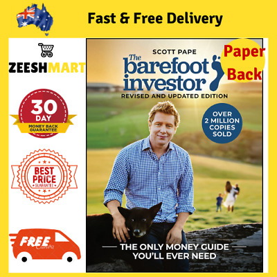 AU25.85 • Buy The Barefoot Investor Book By Scott Pape 2020 Update - Paperback