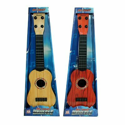 21  Childrens Kids Wooden Acoustic Guitar Musical Instrument Child Toy Xmas Gift • 10.99£