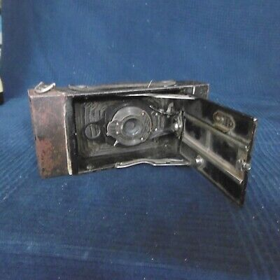 Old Camera Analogue A Boot Kodak Brownie N 2 Vintage • 31.04£