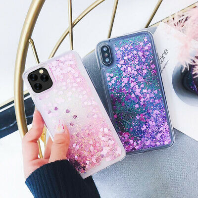 AU5.49 • Buy For OPPO Realme C11 6 Pro A5 A9 2020 AX5S Bling Liqiud Quicksand Soft Case Cover