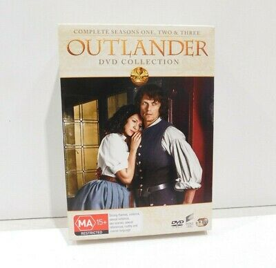 AU66.74 • Buy Outlander : Season 1-3 (DVD, 2018, 17-Disc Set)