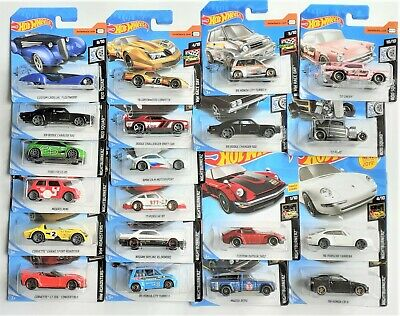 Hot Wheels NIGHTBURNERZ, HW RACE DAY, ROD SQUAD, HW ROADSTERS, TAKE YOUR PICK, • 3.25£