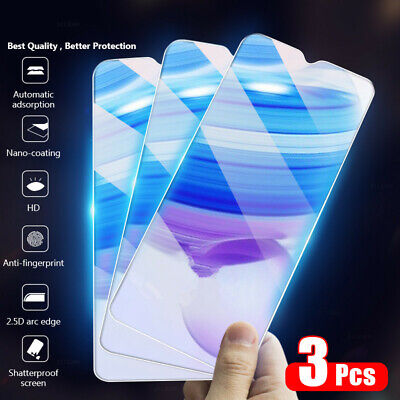 AU2.39 • Buy For Xiaomi Redmi 9 9A 9C Note 9S 8T 8 Pro Tempered Glass Screen Protector Cover