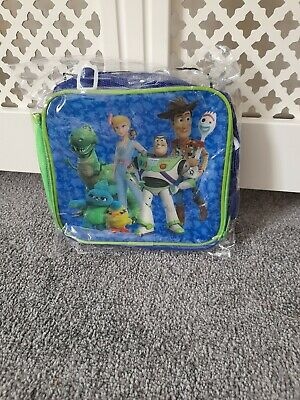 Childrens Kids Character Insulated Lunch Bag School Food Lunch Bags Lunch Box • 3.50£