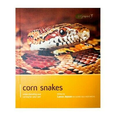 £12.45 • Buy  Corn Snake  Book From Pet Expert Series By Lance Jepson