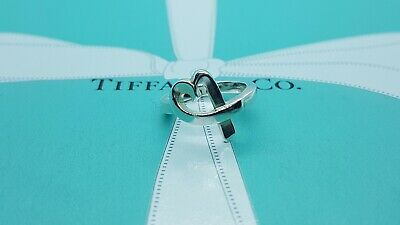 Authentic Tiffany & Co Paloma Picasso Loving Heart Ring • 99£