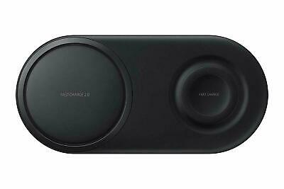 $ CDN24.28 • Buy Samsung Wireless Charger Duo Pad-Black-Excellent