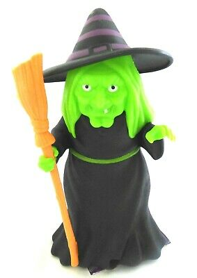$ CDN7.49 • Buy New Motion Activated LED With Sound Halloween 5.75  ~ Witch