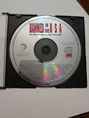 $ CDN15 • Buy 2 Live Crew - Banned In The USA