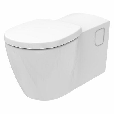Ideal Standard Concept Freedom Rimless Wall Hung Toilet - Standard Seat • 580.95£