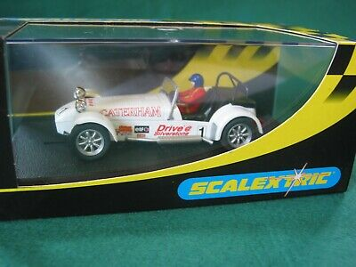 SCALEXTRIC C2331 CATERHAM #1 DRIVE @ Silverstone LTD ED OF ONLY 500  • 49.99£