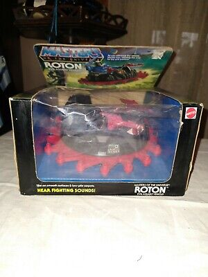 $130 • Buy ORIGINAL1983 Sealed Masters Of The Universe Roton EVIL Assault (box Damage) MOTU