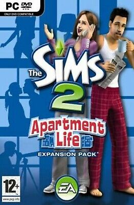 £31.99 • Buy Sims 2, Apartment Life PC DVD Computer Video Game UK Release Mint Condition