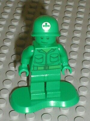 £6.82 • Buy LEGO Toy Story Green Army Man Without Backpack Ref Toy002 Set 7595 Army Men