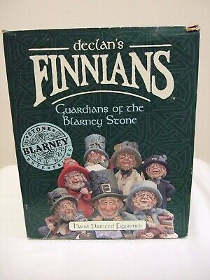 Finnians Guardians Of The Blarney Stone, Chippy The Builder 44494 Figurine  • 15£