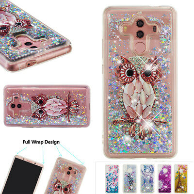Quicksand Cover Case For Huawei Y5 Y7 2019 Mate 30 10 Dynamic Glitter Bling Soft • 4.99£