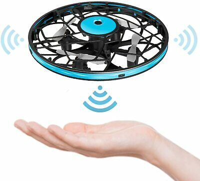 AU25.53 • Buy Hand Operated Drone For Kids Toddlers Adults - Mini LED Hand Drone For Kids UFO