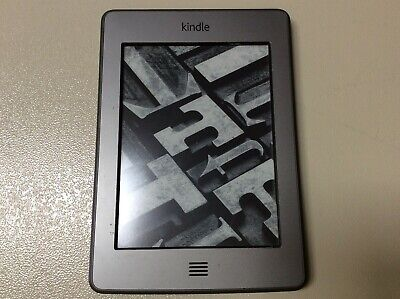 AU99 • Buy [C] Genuine Amazon Kindle E-Reader 6  D01200 4th Gen 4GBTouch WiFi Ink Display