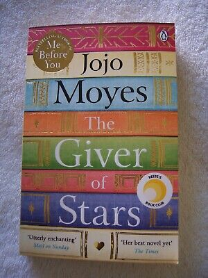 AU9.99 • Buy The Giver Of Stars By Jojo Moyes Paperback Book VGUC